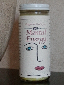 Mental Energy Soy Candle by Magrats Spell