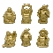 Buddha Gold Hotai Set of 6