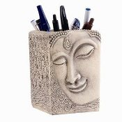 Buddha Pencil Holder