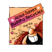 Greeting Card - Jesus Saves