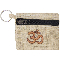 Hemp Wallet and Key Chain - Om
