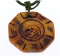 Bagua Silk Necklace