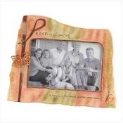Peace and Comfort Photo Frame