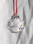 Swarovski 30mm Crystal Ball