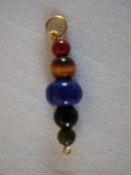 Personal Protection Gemstone Pendant