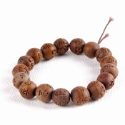 Buddha Beads Natural