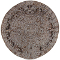 Mayan Calendar Gypsum Wall Plaque